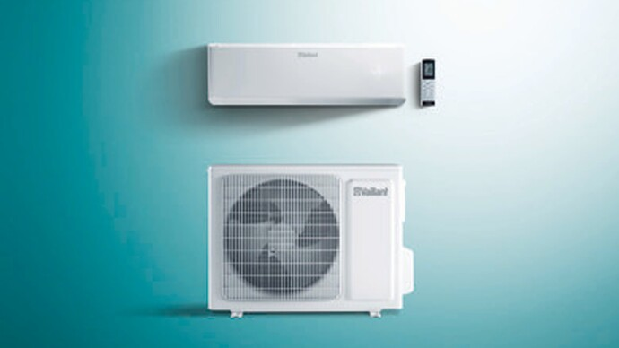Airconditioner climaVAIR exclusive