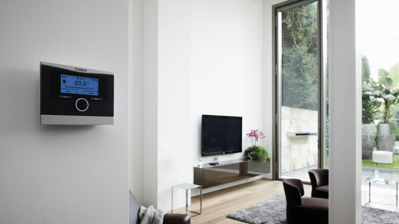 Een thermostaat geeft gemak en bespaart kosten – Vaillant