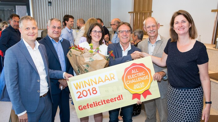 Innovatief concept van Vaillant en Helena wint All Electric Challenge